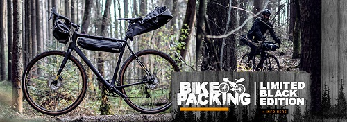 Ortlieb Bikepacking Limited Edition tassen
